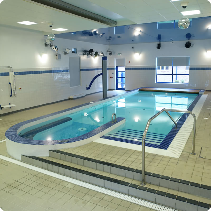 Фото бассейнов в частных домах
