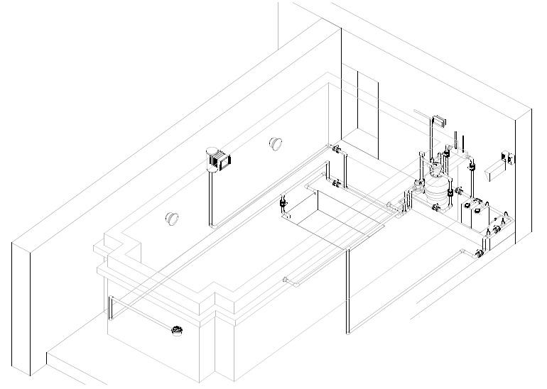 5. схема обвязки чаши и